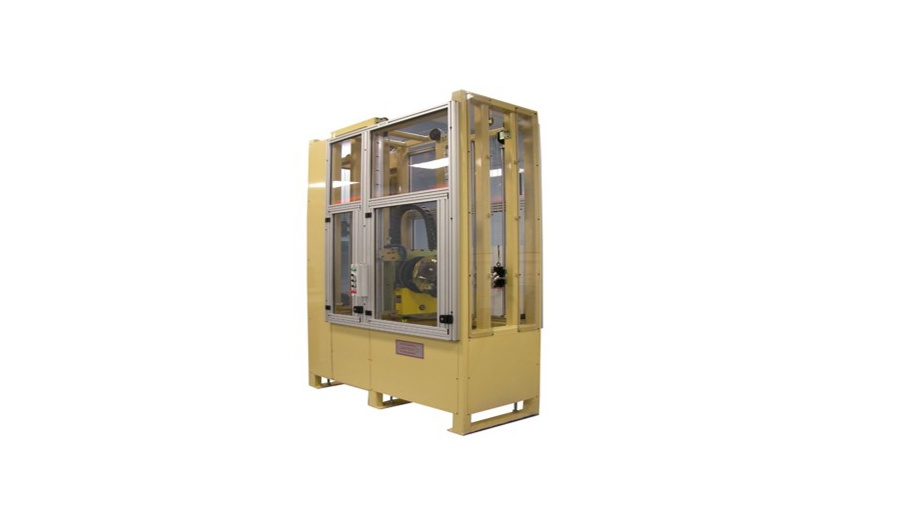 coil taping machine